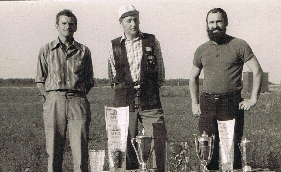 Jerzy Kiełtyka, Tadeusz Dobiesz oraz Bogdan Gibowski