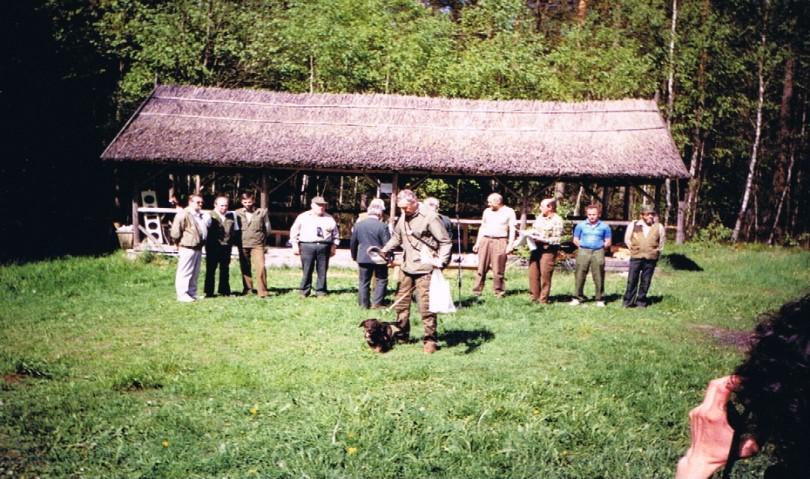 Konkurs dzikarzy w Przechlewku